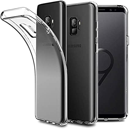 huge selection of 5ac36 61e71 LOFAD CASE Transparent Back Cover for Samsung Galaxy J6(Transparent)