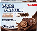 Best Pure Protein Diet Shakes - Pure Protein® Crunch Chocolate, 1.2 ounce, 6 count Review