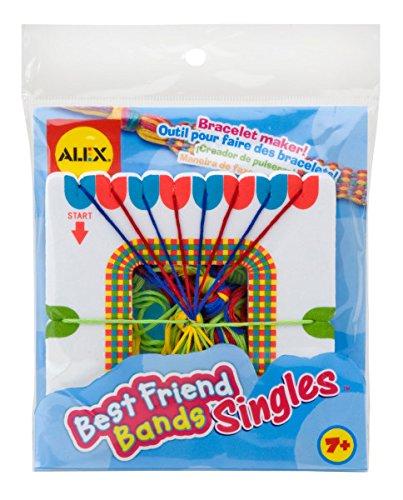 Friend Bands - ALEX Toys Do-it-Yourself Wear Best Friend Band Singles Kit