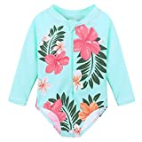 HUANQIUE Baby%2FToddler Girl Swimsuit Ra...