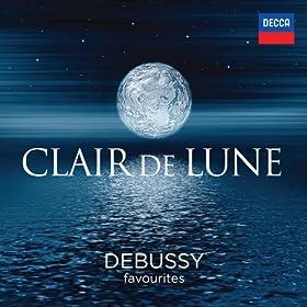 Amazon Com Clair De Lune Debussy Favourites Various