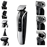 Philips Norelco Multigroom Pro Trimmer Series 7500 with Pouch QG3392
