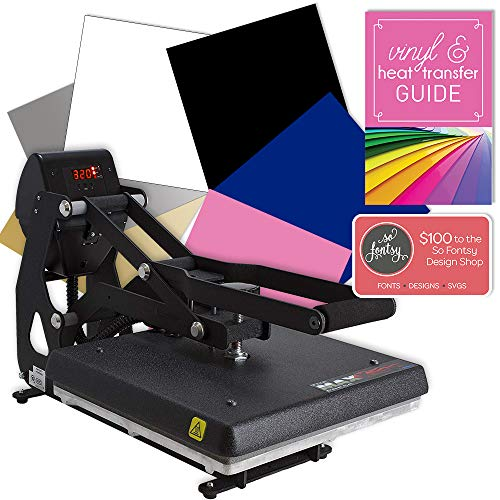 "Hotronix MAXX Clam Heat Press 11""x15"" Bundle - with Warranty & U.S. Support"