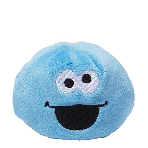 - Sesame Street 4048669 Cookie Monster Beanbag Pal Plush