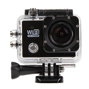 MU Caso carcasa impermeable para SJ6000 WIFI SJCAM cámara ...