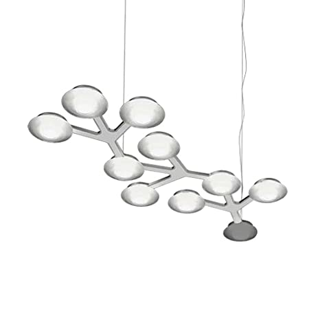 Artemide LED NET lámpara de techo, 23 W, blanco: Amazon.es ...