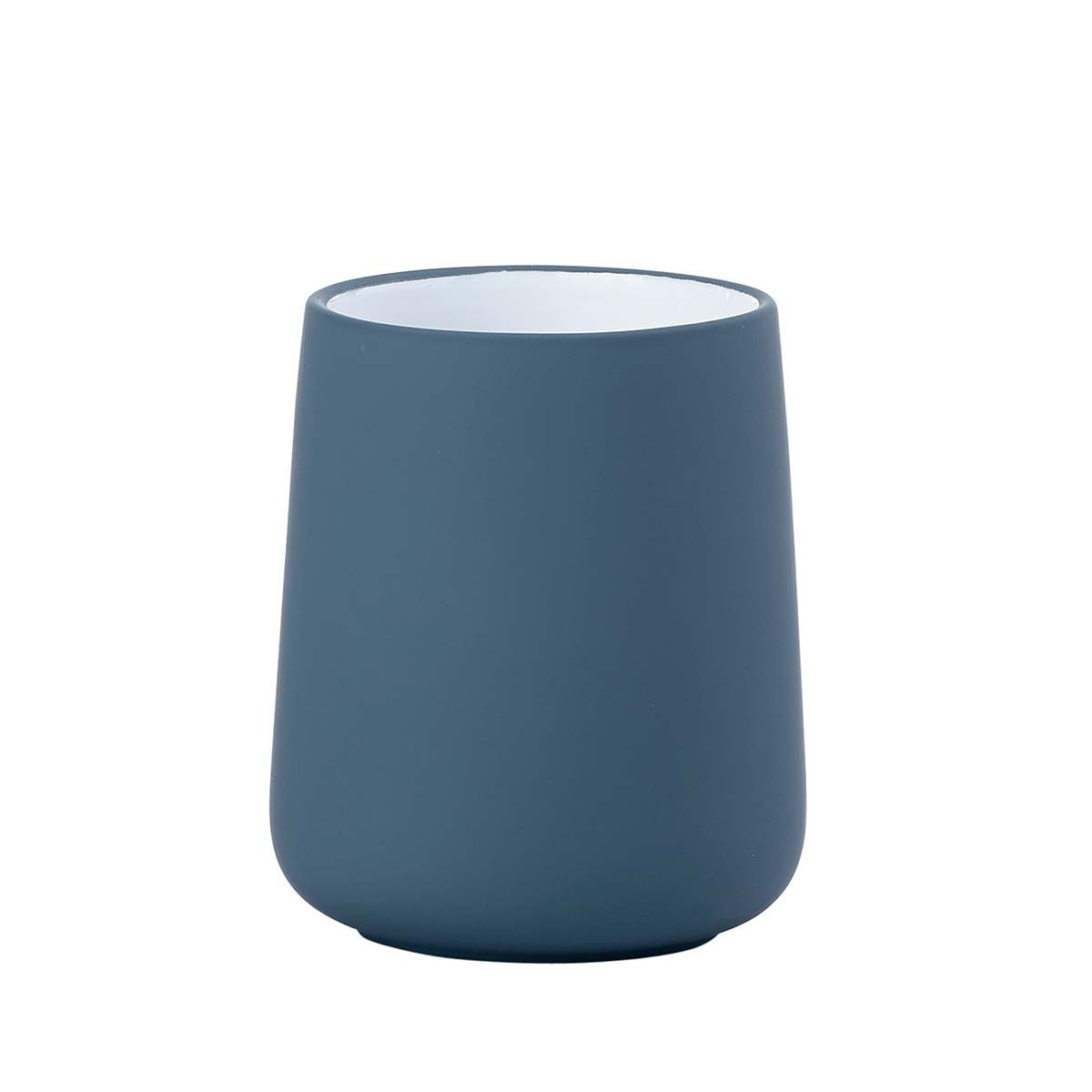 Zone Denmark Nova Toothbrush Mug, AZURE BLUE 362001