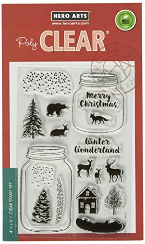 Hobby Art Clear Stamps - 6