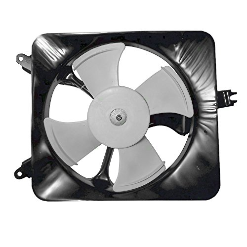 AC A/C Condenser Cooling Fan Assembly Replacement for Honda Acura 38611PT2J02 ()