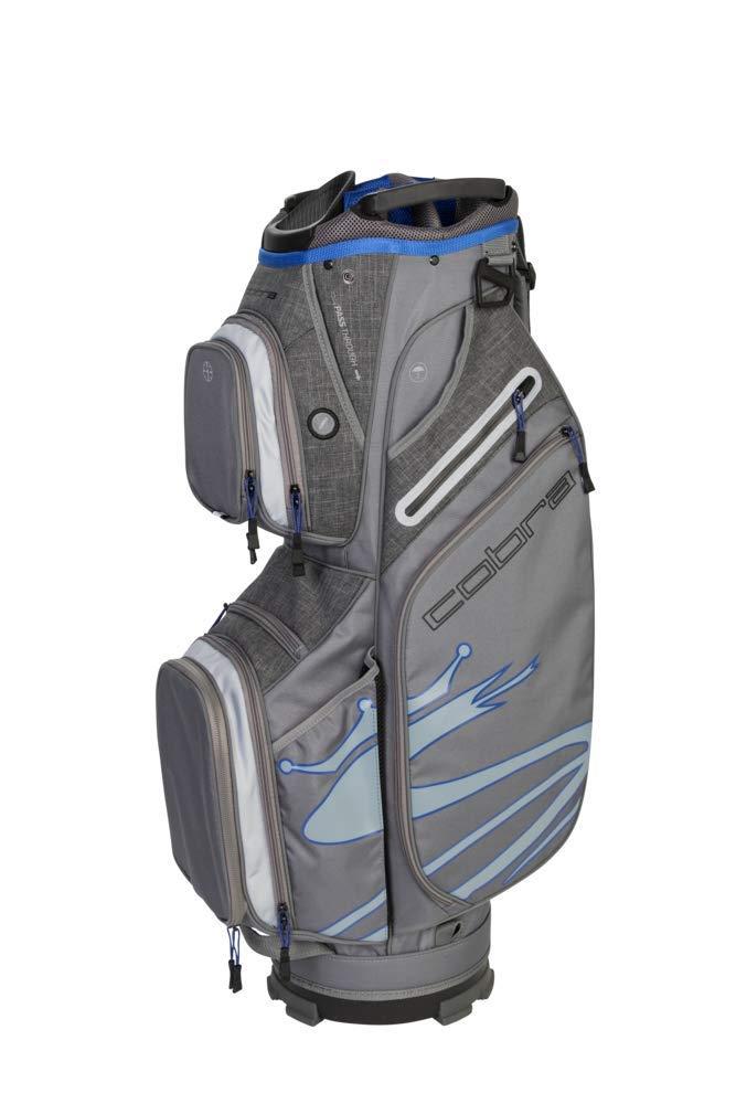 Cobra Golf 2019 Ultralight Cart Bag (Quiet Shade) by Cobra