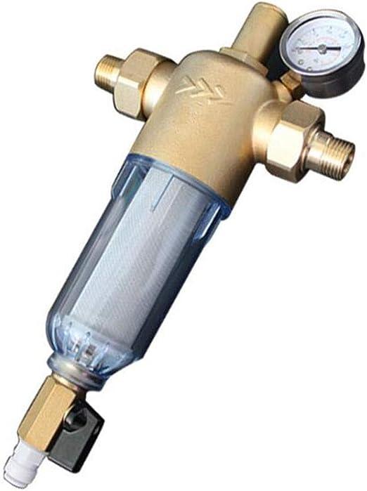 Filtro doméstico - Purificador de agua central reutilizable Filtro ...