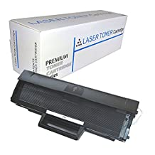 Proosh Compatible Toner Cartridge for Samsung MLT-D111S, Black, Non OEM; for use in Compatible Printers: Samsung Xpress M2020W Xpress M2070FW Xpress M2070W SL-M2020W SL-M2070FW SL-M2070W