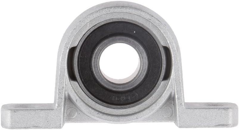 12 mm Diámetro KP001 Bola para Soportes de Rodamientos Kit de Soporte