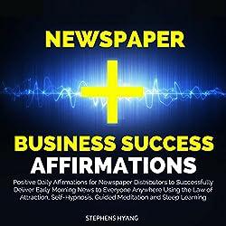 Newspaper Business Success Affirmations