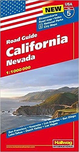💎 Ebooks gratuits à télécharger sur iphone Hallwag USA California