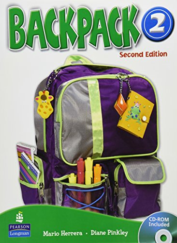 Backpack 2 with CD-ROM