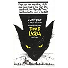 Tomb Of Ligeia Movie Poster 24x36