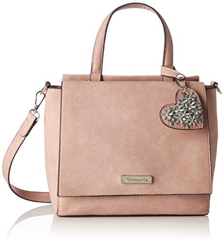 secchiello Tamaris Handbag a Milla Rose Borse Rosa Donna nxSRI7wq