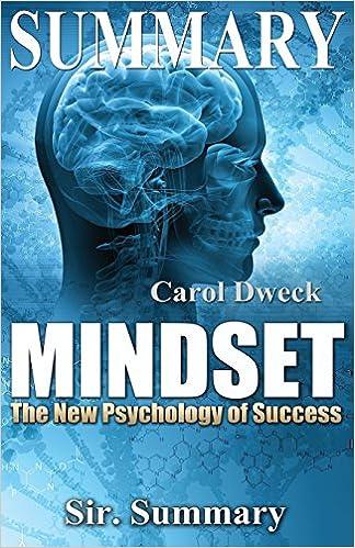 Amazon summary mindset the new psychology of success by summary mindset the new psychology of success by carol dweck mindset the new psychology of success paperback book audiobook audible dweck fandeluxe Images