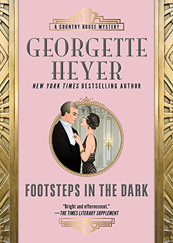 Footsteps in the Dark (Country House Mysteries)
