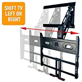 Pull Down TV Mount for Fireplace w/Vertical and Horizontal Adjustment (Aeon 50310 - 46-80'' TVs)