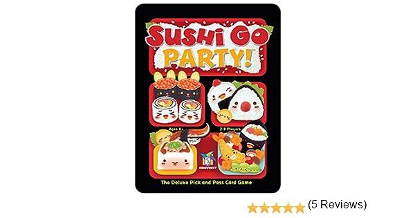 uplay Sushi Go Party, shgp , color/modelo surtido: Amazon.es: Juguetes y juegos