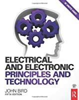 Electrical and Electronic Principles and Technology, 5th Edition Front Cover