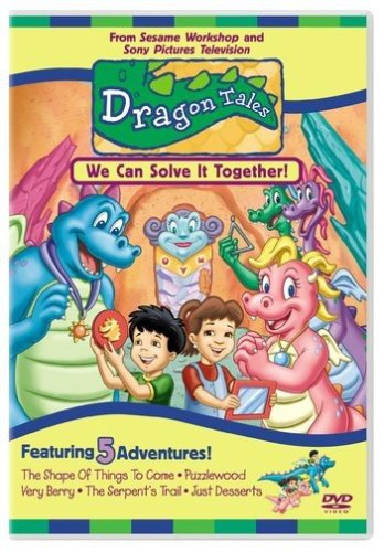 Dragon Tales - We Can Solve It Together