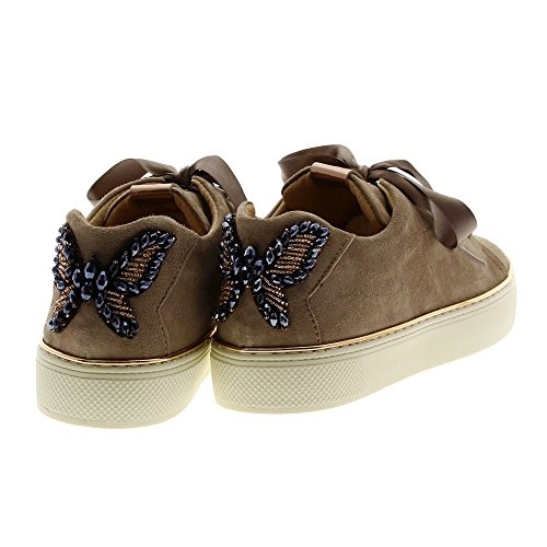 Alpe Casual Mariposa Taupe 35791209 Mujer Zapatilla PtT8wq8