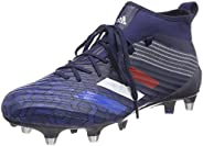 adidas Performance Flare Soft Ground Training Rugby Boots - Navy