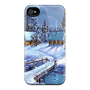 New WIn13930iyln Christmas Time Covers Cases For Iphone 6plus
