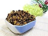Dried Herbal Tea for Eye Health Flower Tea Dried Xinjiang Chrysanthemum Tea 天山雪菊 Free Worldwide AIR Mail (100grams 3.53oz) For Sale