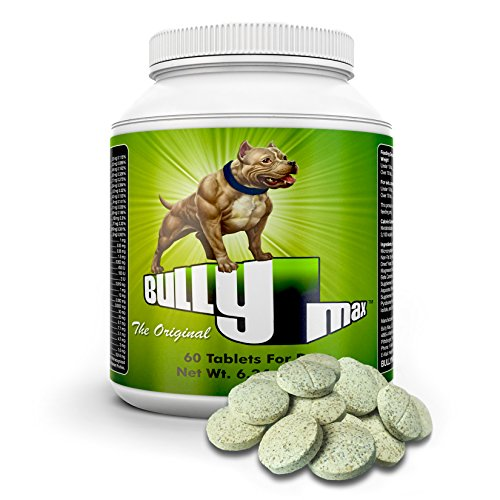 Bully Max Dog Muscle Supplement 120 Pills (Bully Pit Bull)