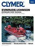 Evinrude/Johnson Outboard - 48-235 Hp, 1973-1990, Janice Kenyon and Penton Staff, 0892875550