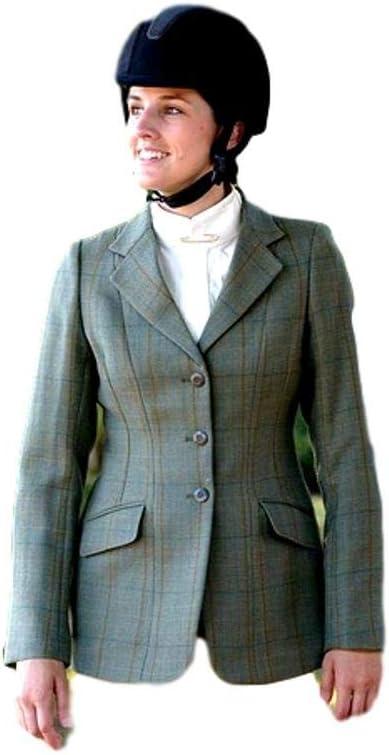 Shires Ladies Huntingdon Tweed Riding Jacket  All Sizes