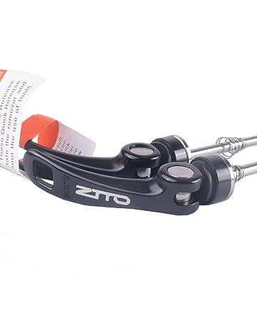 ZTTO - Pinchos ultraligeros de liberación rápida para bicicleta de carretera MTB (1 par)