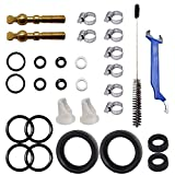 Full 2 Tap Kegerator Rebuild Kit