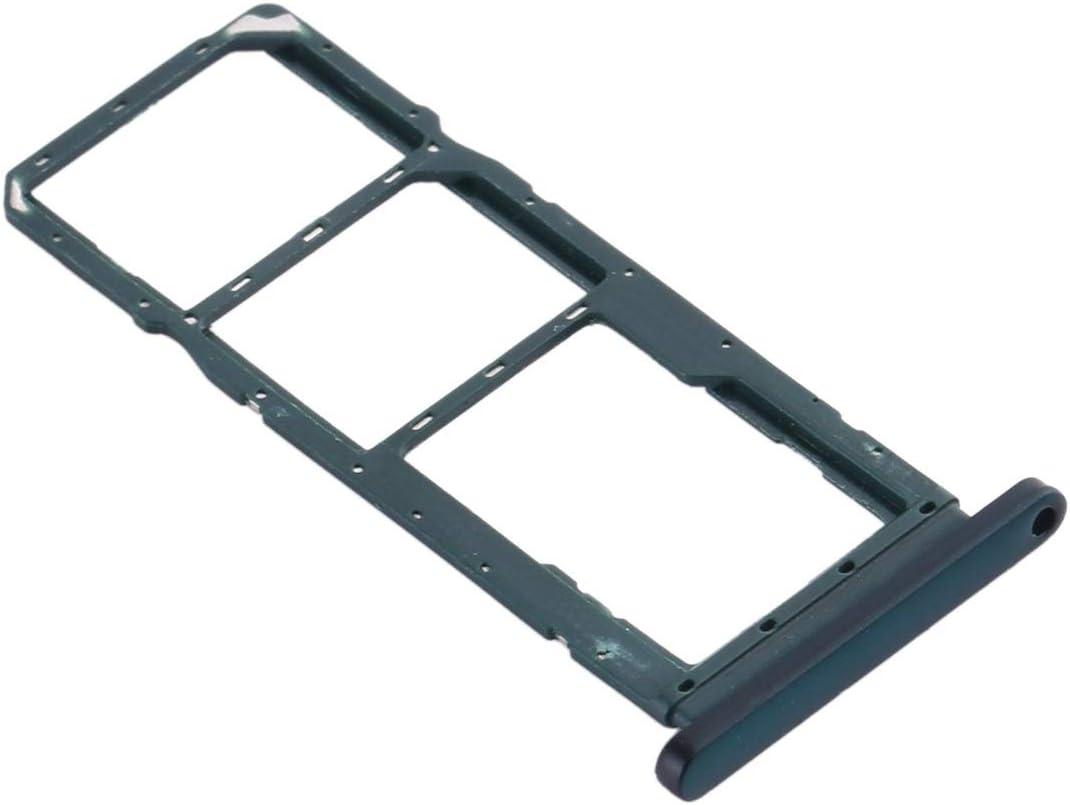 Micro SD Card Tray for Nokia 7.2//6.2 TA-1196 TA-1198 TA-1200 TA-1187 TA-1201 SDT AYT SIM Card Tray Black Color : Black