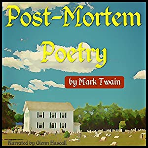 Post-Mortem Poetry Audiobook