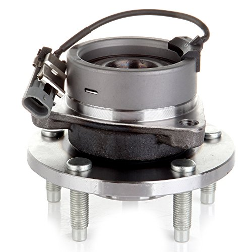 ECCPP New Front Wheel Bearing And Hub Assembly Fits Cobalt HHR Pontiac Pursuit G5 Saturn Ion W/ABS