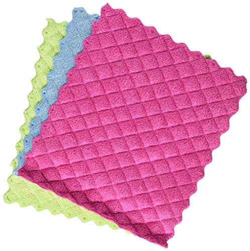 Libman Microfiber Sponge Cloth