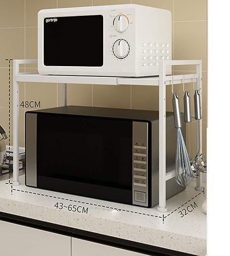 Plataforma telescópica soporte multifunción/cocina/estante ...
