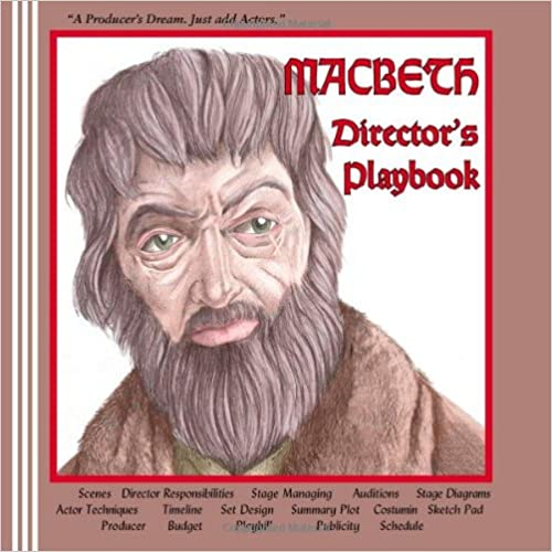 Book Macbeth Director's Playbook