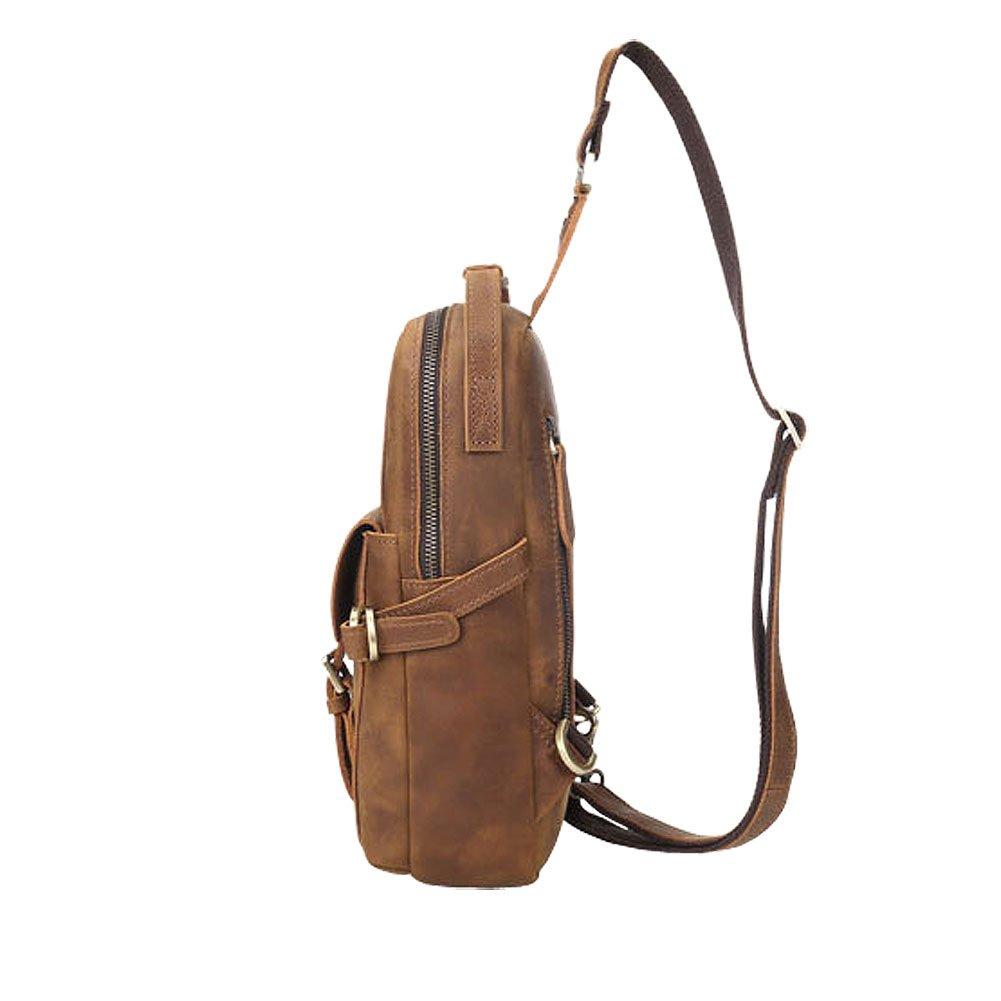 d2978f3b144d31 Othilar Leder klein Tasche Herren Damen Handtasche Schultertasche  Hüfttasche Ledertasche Rabatt Mit Mastercard Angebote Günstig Online