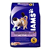 Iams Proactive Health Adult Multi-Cat with Chicken and Salmon, 16.5-Pound Bags, My Pet Supplies