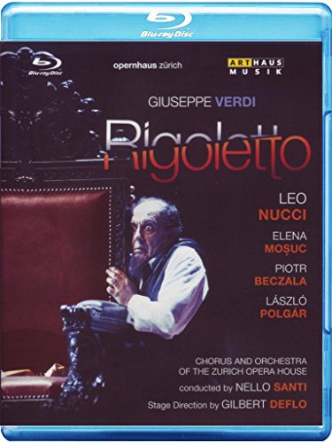 Chorus and Orchestra of the Zurich Opera House - Rigoletto (Widescreen, Subtitled)
