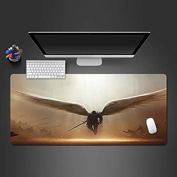 Cojín de ratón de diseño, Teclado Moderno, computadora de ...