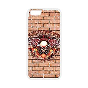 Harley Davidson iPhone 6 4.7 Inch Cell Phone Case White Exquisite gift (SA_497803)