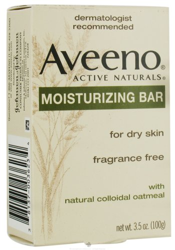 - AVEENO BAR DRY SKIN 3 OZ