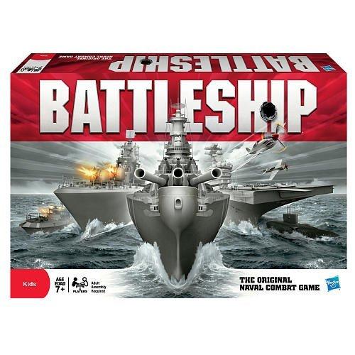 Battleship - The Original Naval Combat - Battleship Board Game Original